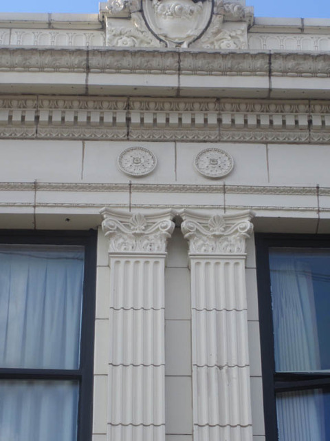Renaissance Theatre (Mansfield, OH) - Exterior Detail