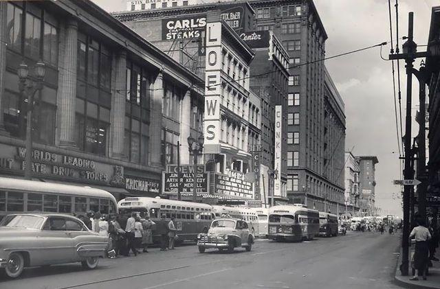 LOEW'S STATE Theatre; Saint Louis, Missouri.