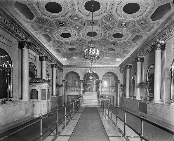 LOEW'S PALACE Theatre; Washington, DC.