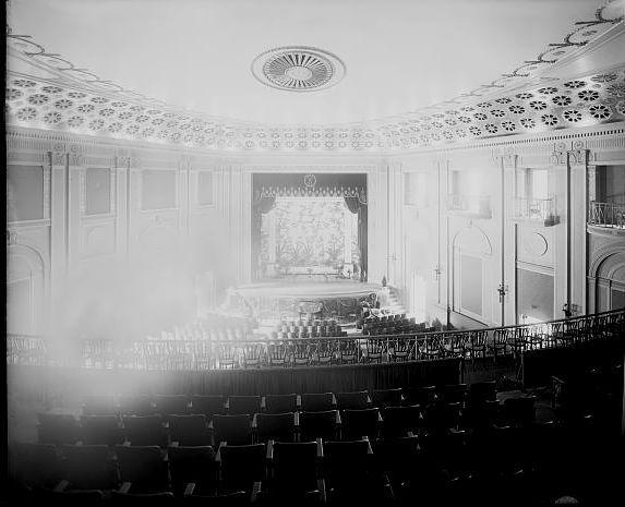 KNICKERBOCKER Theatre; Washington, DC.