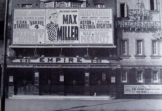 Shepherd's Bush Empire Theatre