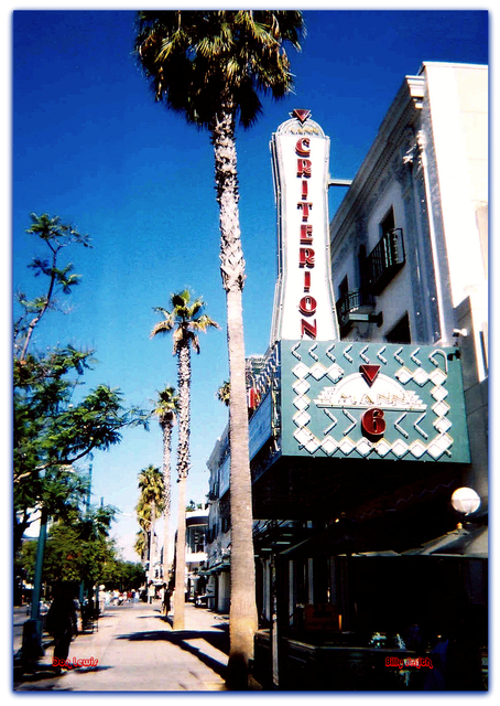 Criterion© Santa Monica CA...Don Lewis / Billy Smith