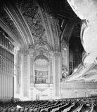 GRANADA Theatre; Chicago, Illinois after closure.
