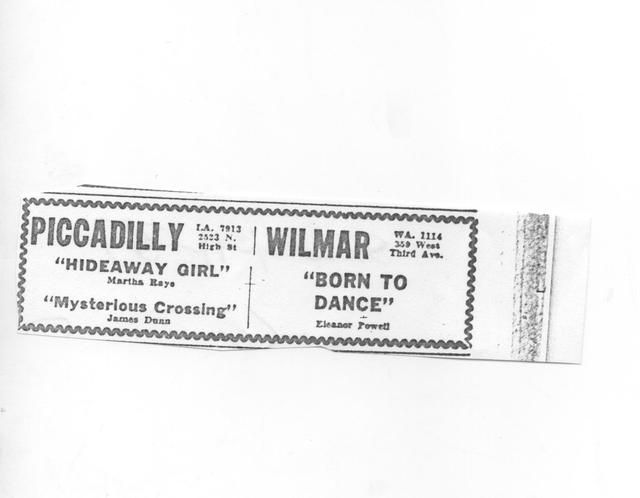 Wilmar Theater