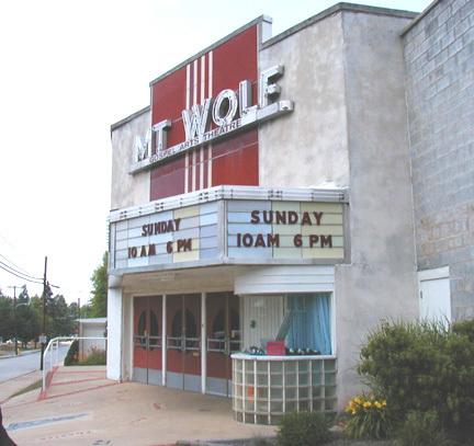 Mt. Wolf Theatre