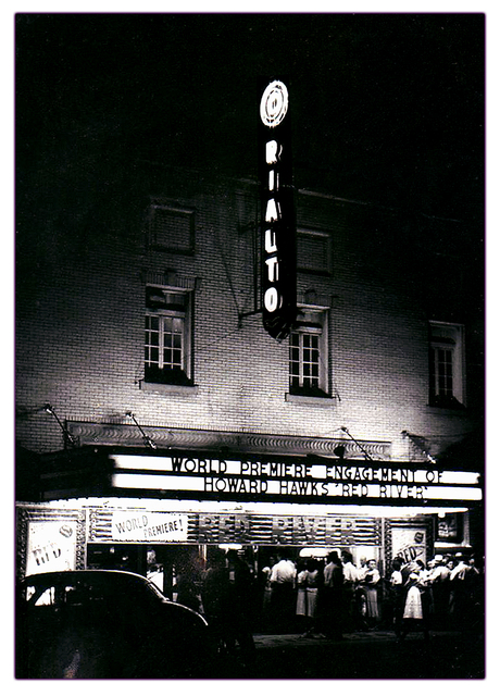 Rialto Theater...Denison Texas