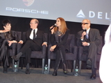 4 Cabaret cast members:  Liza, Joel Grey, Marisa Berenson & Michael York