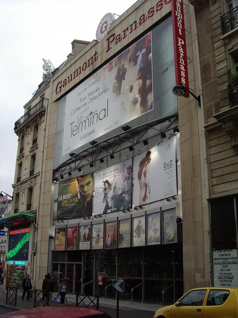 Gaumont Parnasse - Cote Parnasse