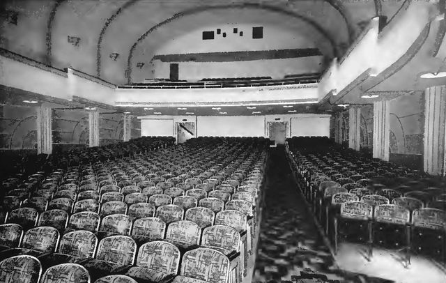 PLAZA Theatre; Stamford, Connecticut.