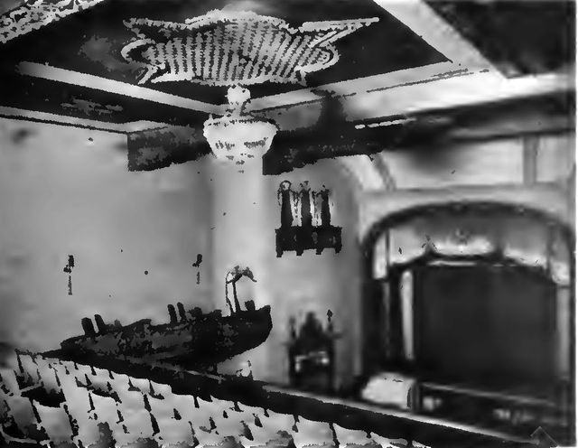 VARSITY Theatre; Lawrence, Kansas.