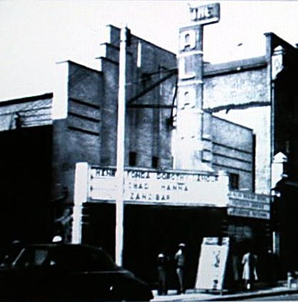ALAN Theatre; Atlantic City, New Jersey.