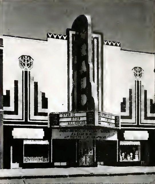 GRAND Theatre; Grand Island, Nebraska.