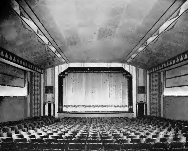 WESTGATE Theatre; Edina, Minnesota.