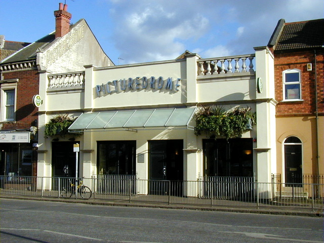 Picturedrome, Kettering Rd.