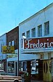 FREDERIC Theatre; Frederic, Wisconsin.