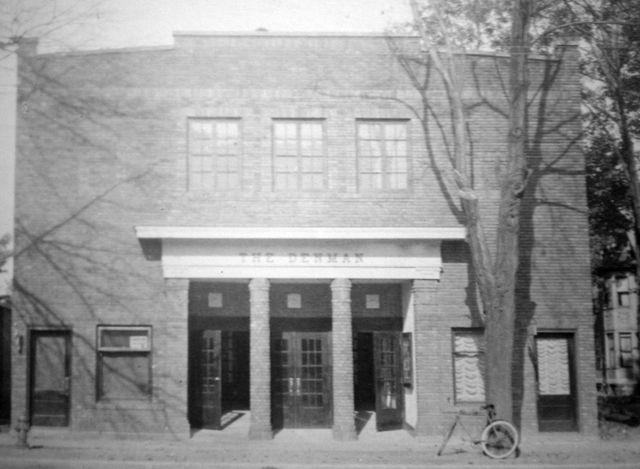 DENMAN Theatre; Girard, Pennsylvania.