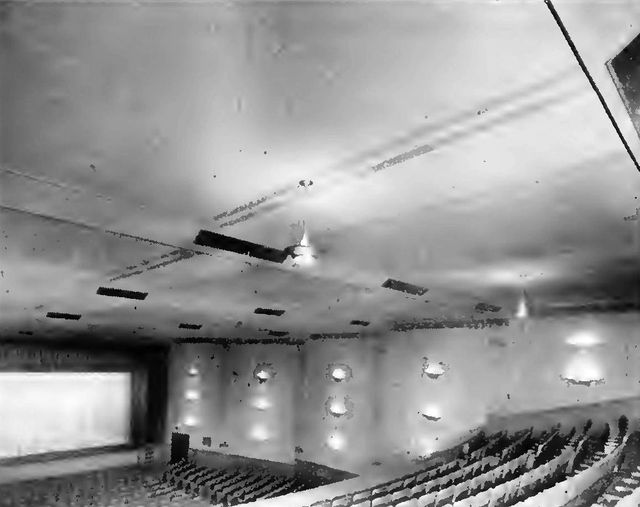 EASTWOOD Theatre; Houston, Texas.