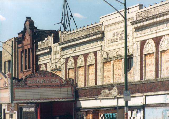 Biltmore Theater, aka Teatro San Juan & Alameda, August 1989
