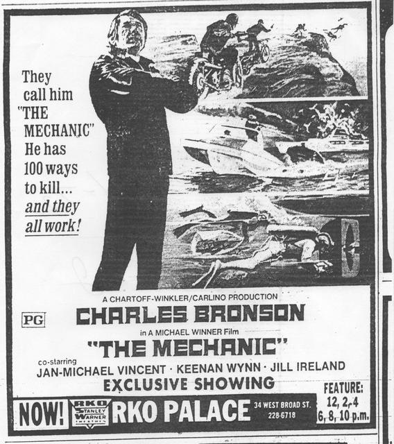 """The Mechanic"""