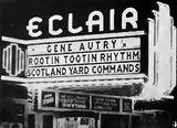 ECLAIR Theatre; Cleveland, Ohio.