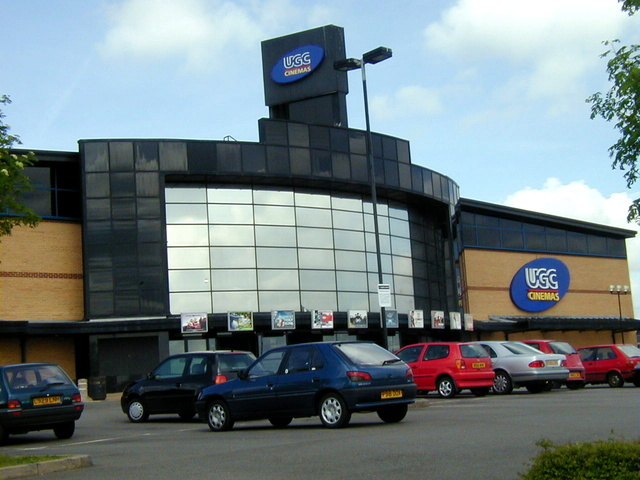 Cineworld, Northampton.