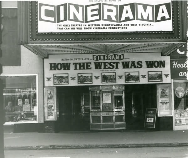 Cinerama Warner Theatre
