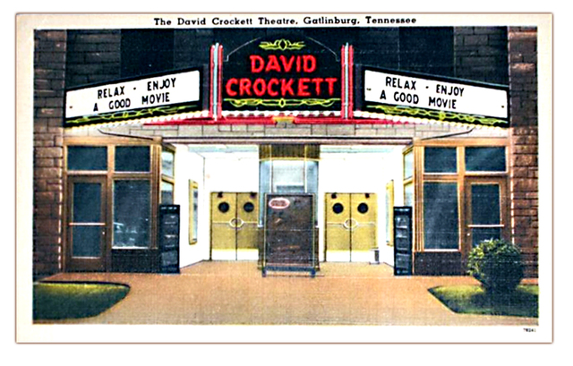 David Crockett Theatre...Gatlinburg Tennessee