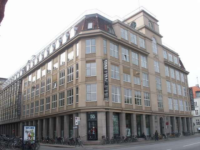 Filmhuset - Danske Filminstitut Cinemateket