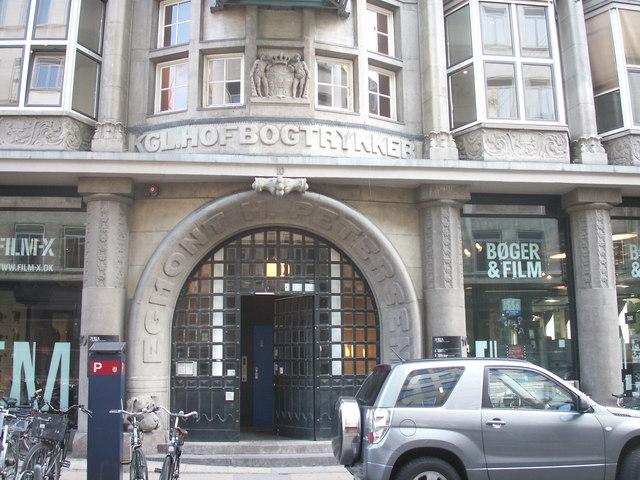 Filmhuset - Danske Filminstitut Cinemateket