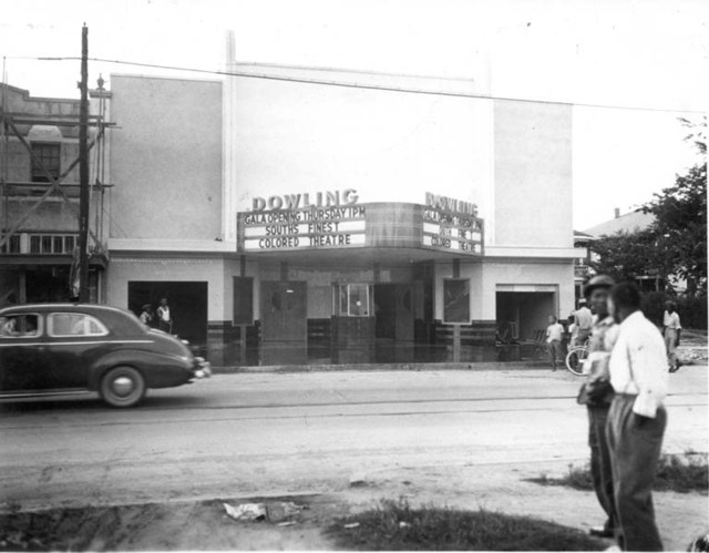 Dowling Theater - 1941