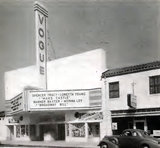 VOGUE Theatre; Salinas, California.