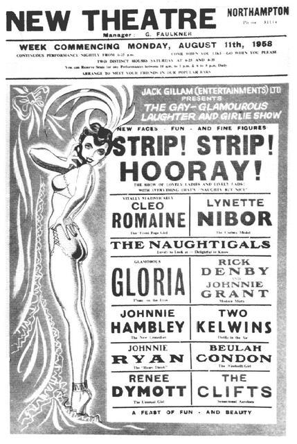 Strip Strip Hooray