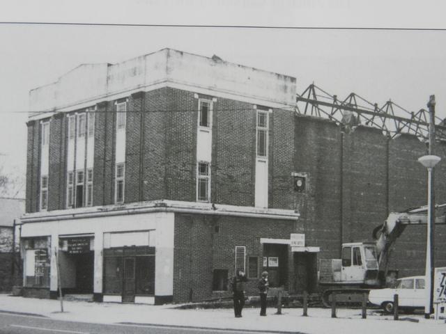 Bakewell cinema