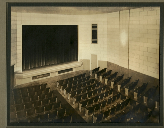 Original seating