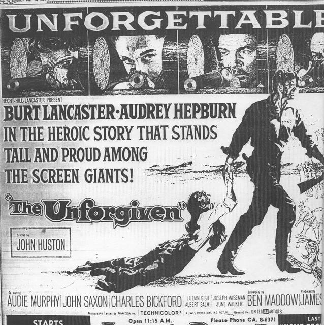 """""""The Unforgiven"""