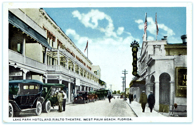 Rialto...West Palm Beach FL