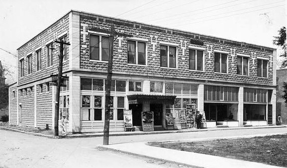 NATIONAL (MITCHELL) Theatre; Barbourville, Kentucky.