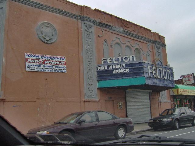 Felton Theatre, Philadelphia