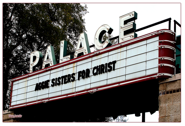 Palace...Bryan Texas