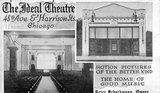 IDEAL Theatre; Chicago, Illinois.