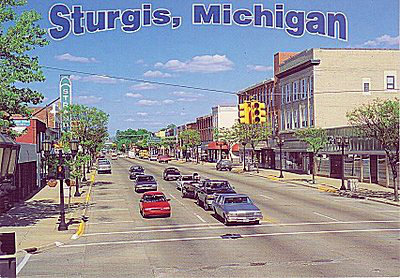 STRAND Theatre; Sturgis, Michigan.