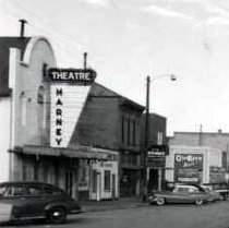 HARNEY Theatre; Custer, South Dakota.