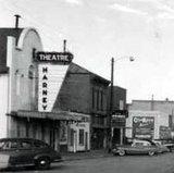HARNEY Theatre; Custer, South Dakota.