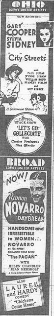 1931 Flicks