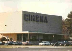 Harundale Cinema in the 80's