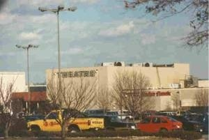 Glen Burnie Mall theater 1980's
