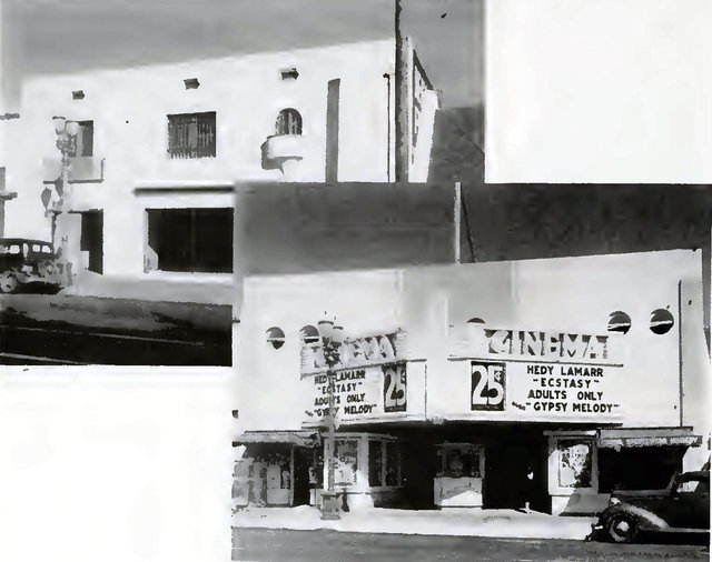 CINEMA Theatre; Los Angeles, California.