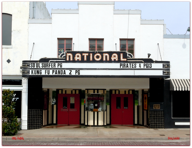 National Theater...Graham Texas