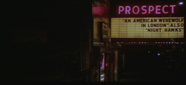 Prospect, as seen in NEW YORK RIPPER (1982)