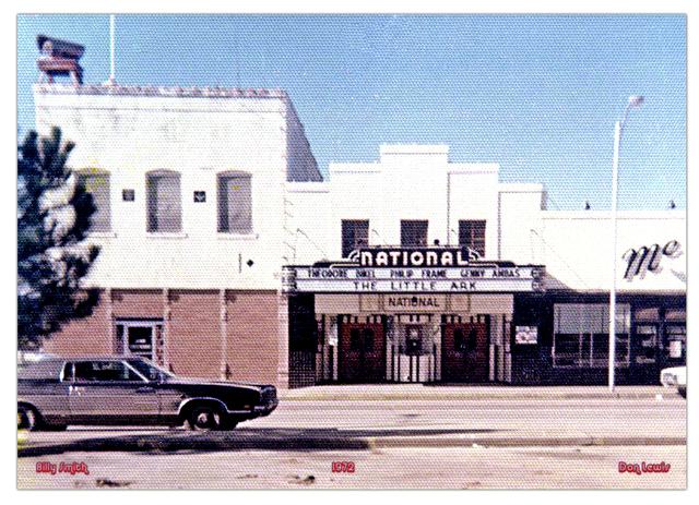 National Theater...Graham Texas